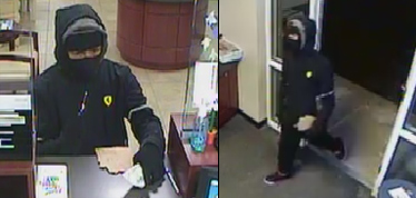 Wanted for South Boston bank robbery
