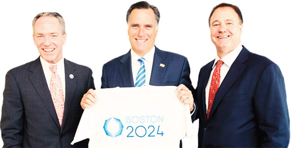 Fish, Romney and Pagliuca