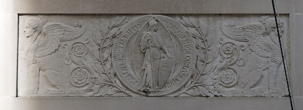 Frieze on the Samuel Appleton Building