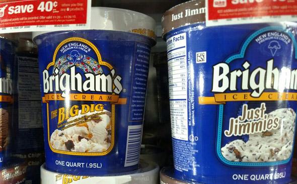 Big Dig ice cream
