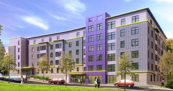 Proposed Indigo Block development