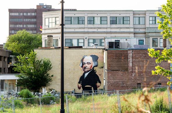 John Adams in Quincy