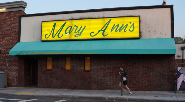 Mary Ann's in Cleveland Circle