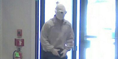 Needham bank robber sought