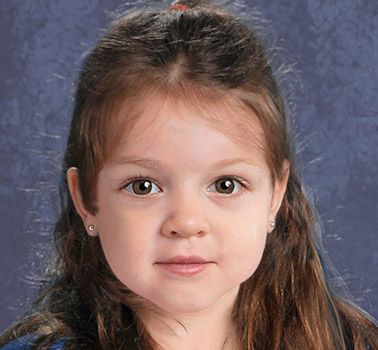 New image of girl whose body was found at Deer Island