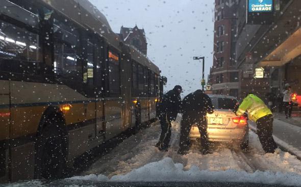Slush on Clarendon Street