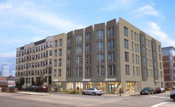 839 Beacon Street proposal