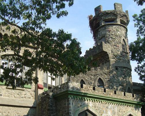 Usen Castle at Brandeis University