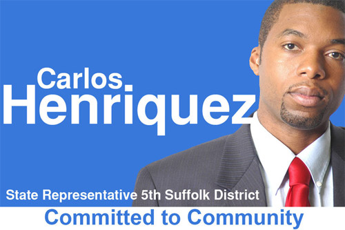 Carlos Henriquez for state rep