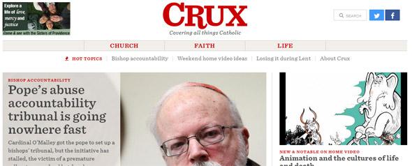 Globe's Crux site going away