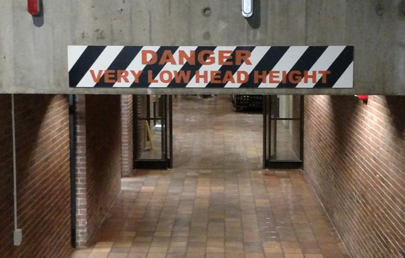 In Boston City Hall