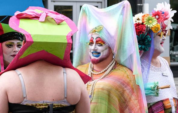 Sisters of Perpetual Indulgence in Boston