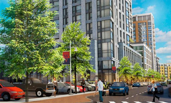 Washington Village proposal