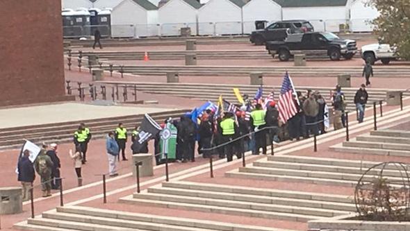Neo-nazis in Boston