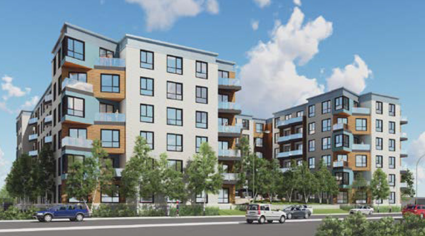 Proposed Brighton development