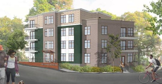 New condos approved for Alpine Street in Roxbury