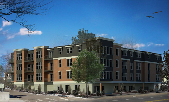 81 Chestnut Hill Ave. rendering