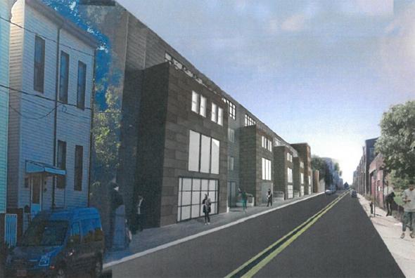 Aileron architect's rendering.