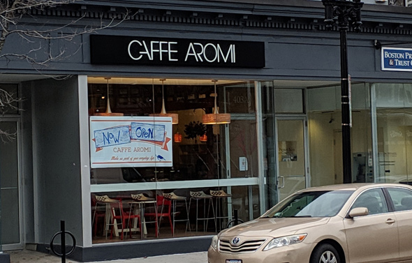 Caffe Aromi