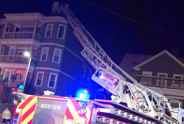 Collapsed Ladder 10