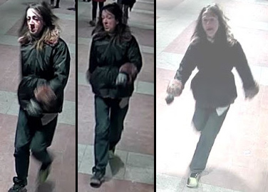 Wanted for exposing self in South Station bus terminal