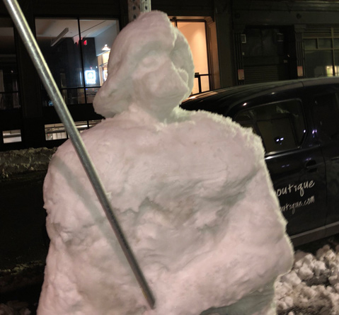 Snow Darth