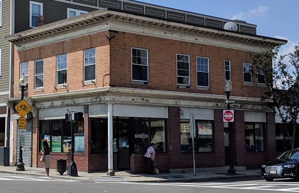Tattoo parlor to be in Roslindale Square