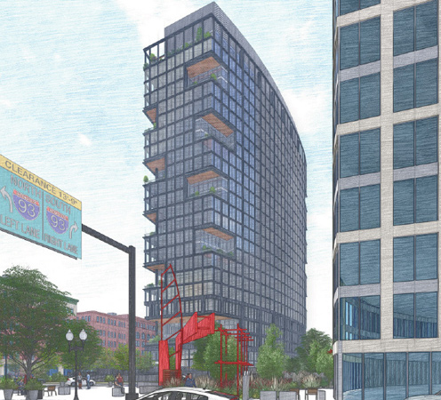 Proposed 125 Lincoln St.
