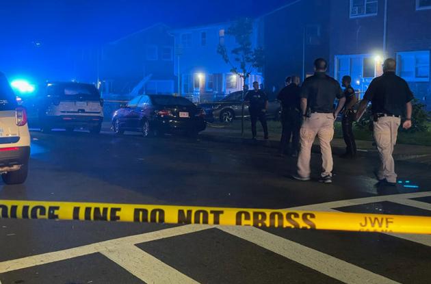 Woodbole Avenue crime scene