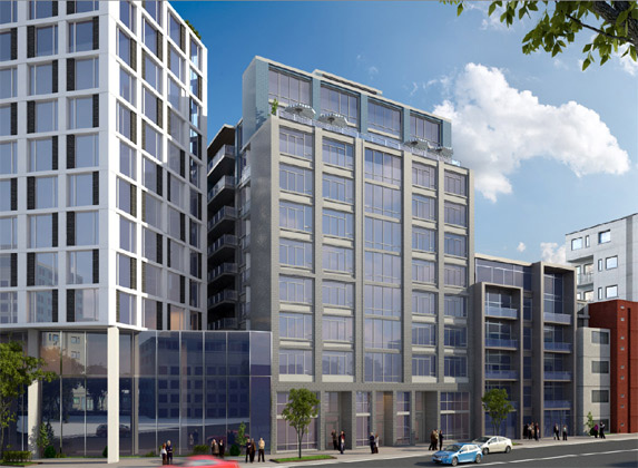 14 West Broadway proposal