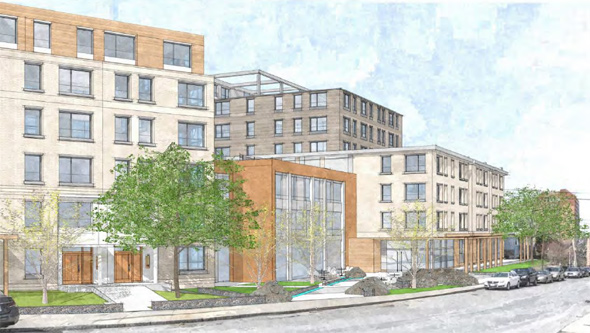 Proposed 45 Townsend St. development