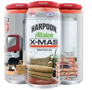 Allston X-Mas beer