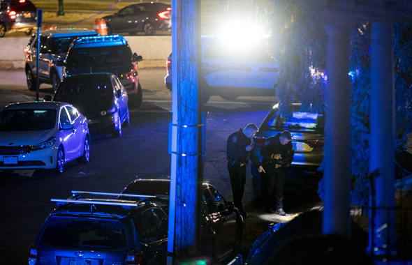 Police investigate Jamaica Plain shooting