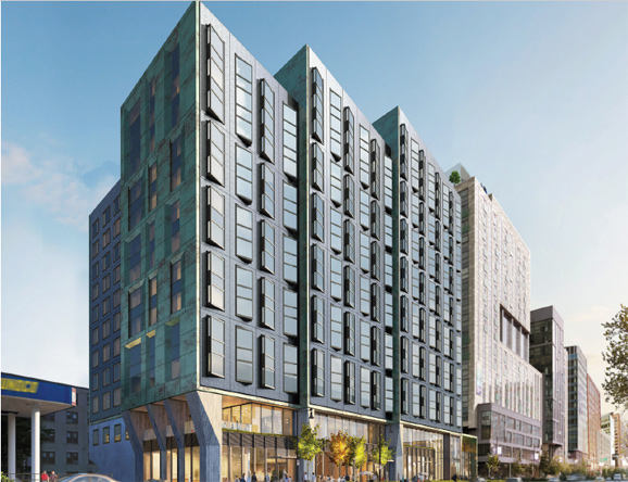 Proposed Boylston Building
