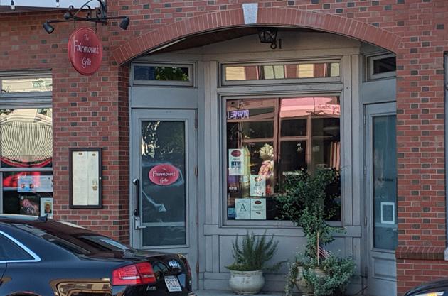 Fairmount Grille on Fairmount Avenue