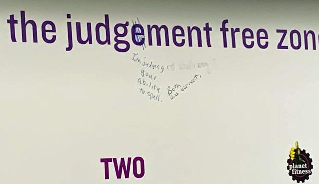 Judgment vs. judgement