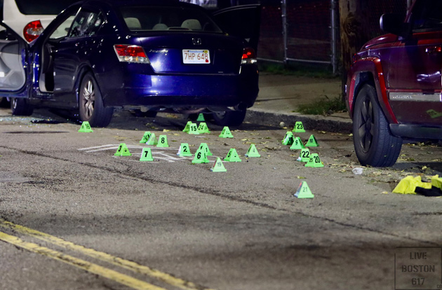 Lots of evidence markers