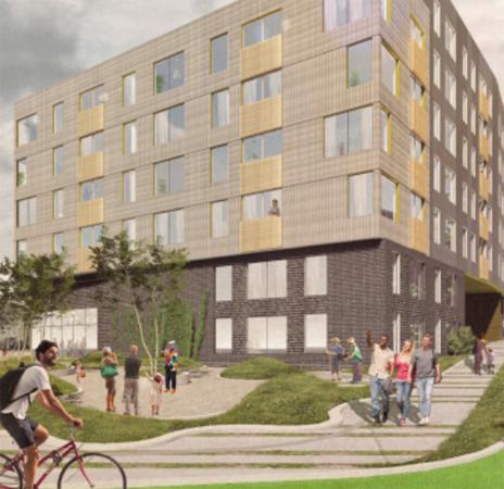 Mattapan apartment proposal
