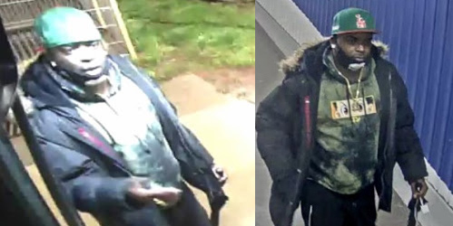 Wanted for gun flashing on a bus in Dorchester