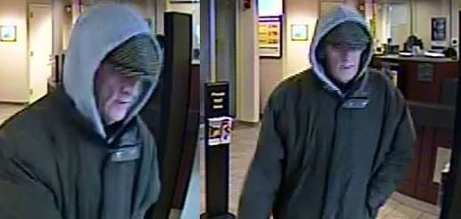 West Roxbury bank suspect