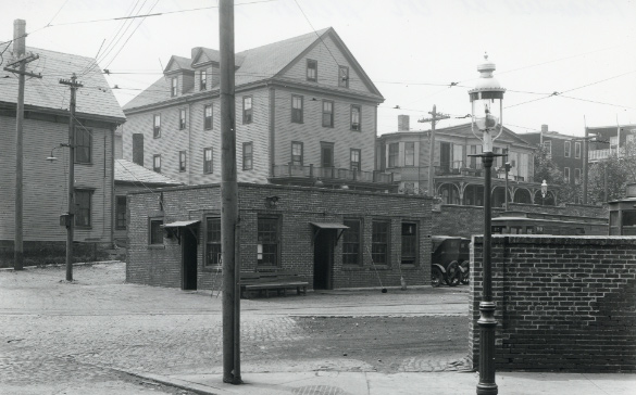 House in old Boston