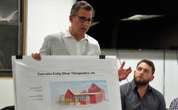 Mike Ross explains marijuana proposal