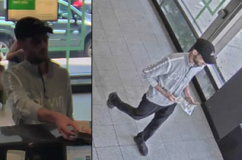 Copley Square bank-robbery suspect