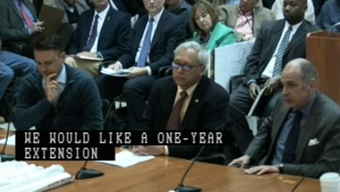 Christopher, Turner and Morancy at May 23, 2017 zoning hearing