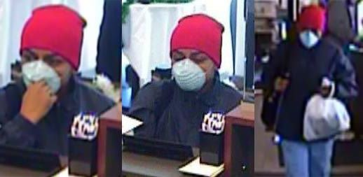 South Boston bank robber