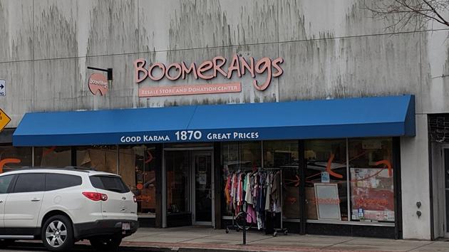 West Roxbury Boomerangs