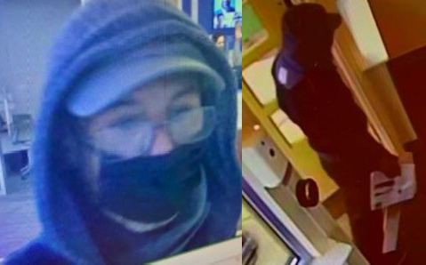 Cambridge Savings Bank robbery suspect