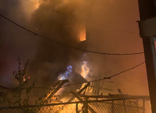 Fairmount fire