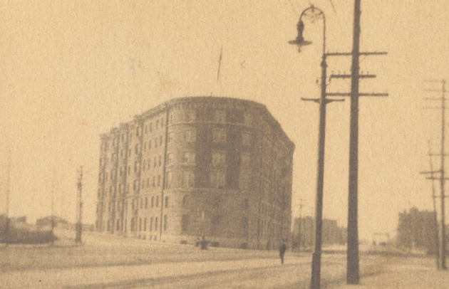 Hotel Buckminster in 1900