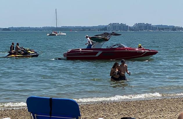 Boats, Jet Skis at M Street